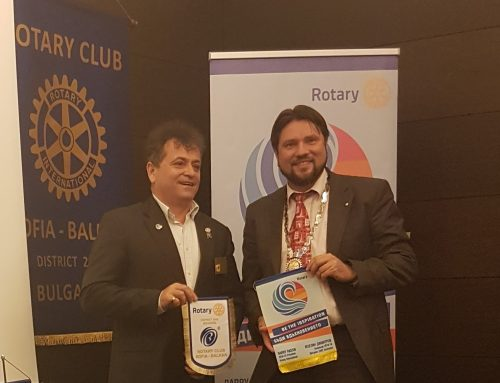 Official District Governor's Visit to 2018-2019