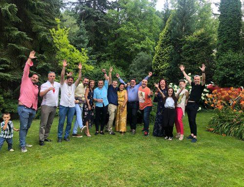 РК София Балкан ротира Президентите  на стилно парти